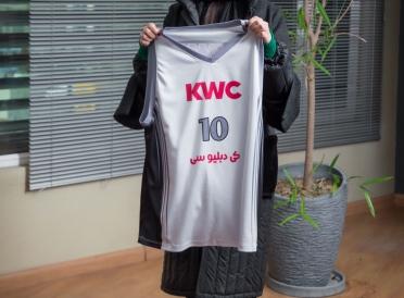تیم بسکتبال KWC